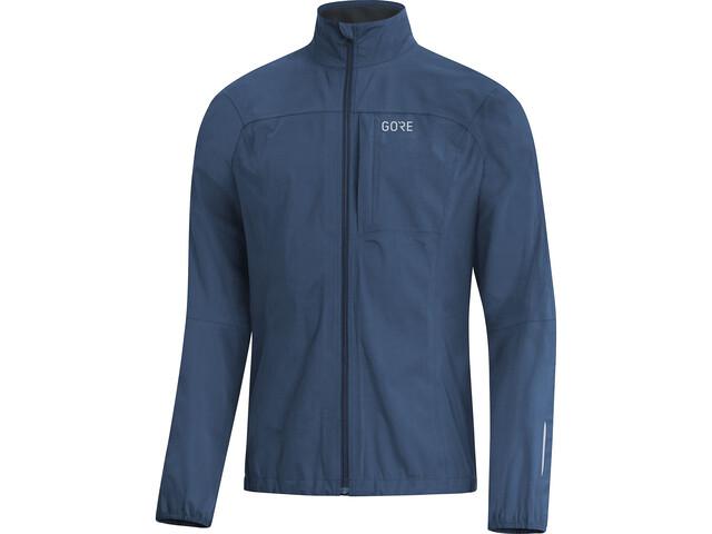 GORE WEAR R3 GTX Active Jacket Men, deep water blue